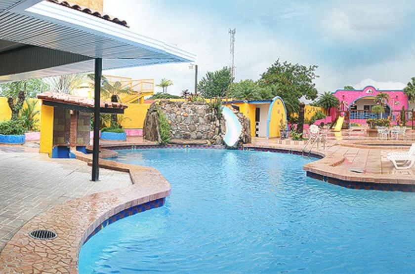 La hacienda santiago panama piscine slideshow
