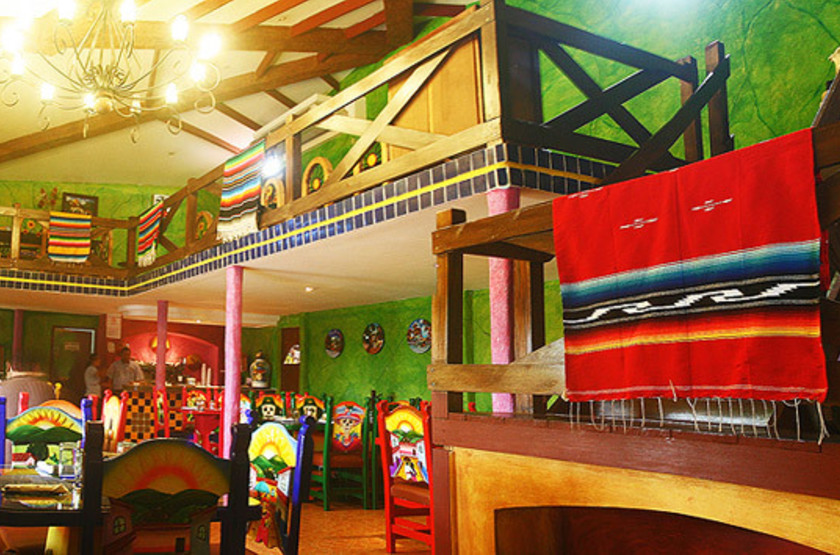 La hacienda santiago panama restaurant slideshow