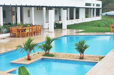 Vista lago ecoresort santiago panama piscine listing