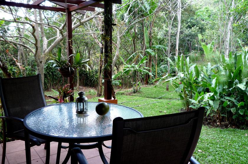 Tacacori Eco Lodge, Alajuela, Costa Rica, terrasse