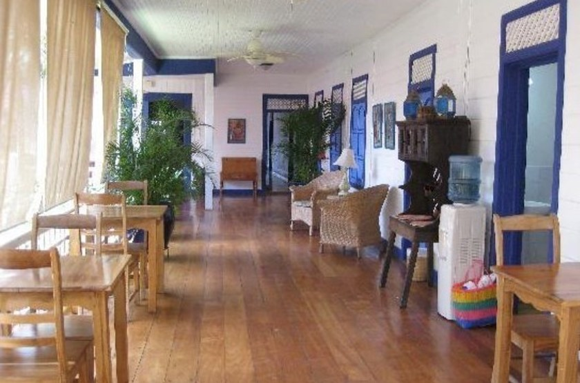 Posada azul san juan nicaragua salle   manger slideshow