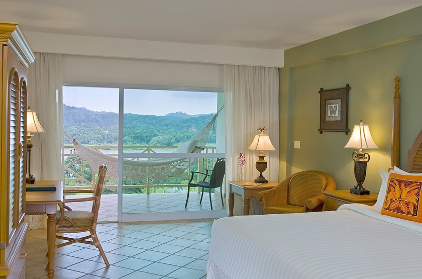 Gamboa Rainforest Resort, Gamboa, Panama, chambre