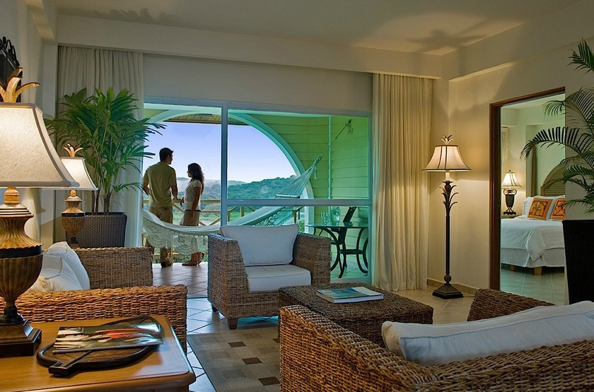 Gamboa Rainforest Resort, Gamboa, Panama, suite