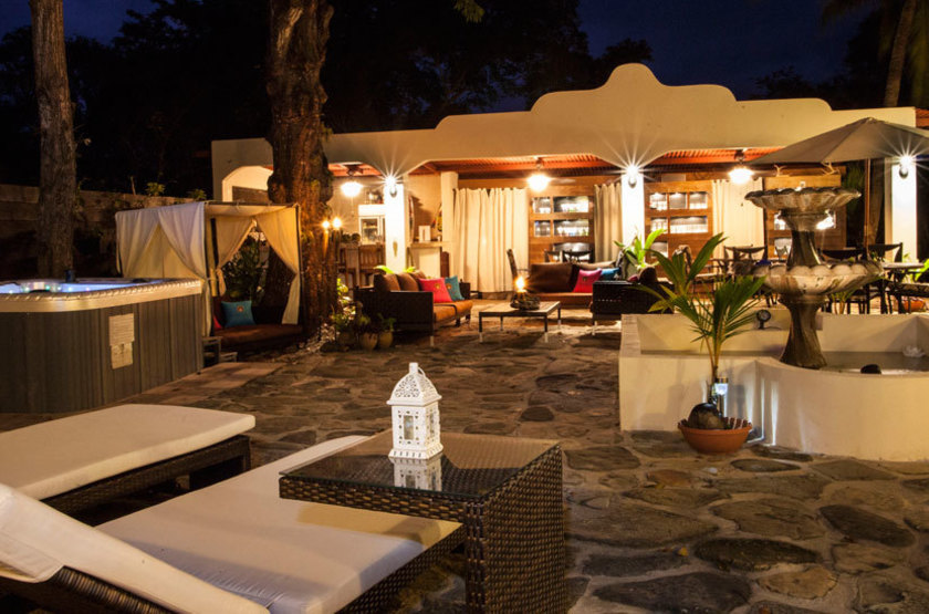 Perla Real Inn, Ile de Contadora, Panama, extérieur