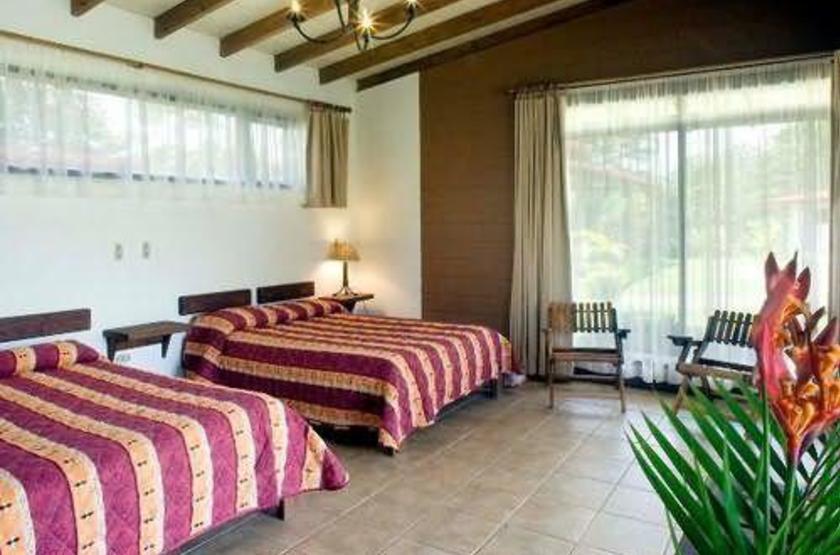 Gran Arenal, La Fortuna, Costa Rica, chambre