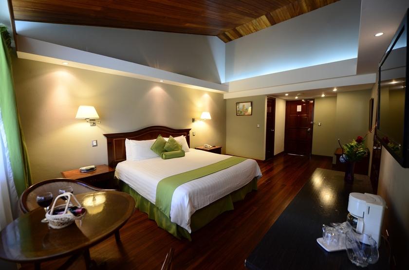 Hotel Bambito Chiriqui, Cerro Punta, Panama, chambre