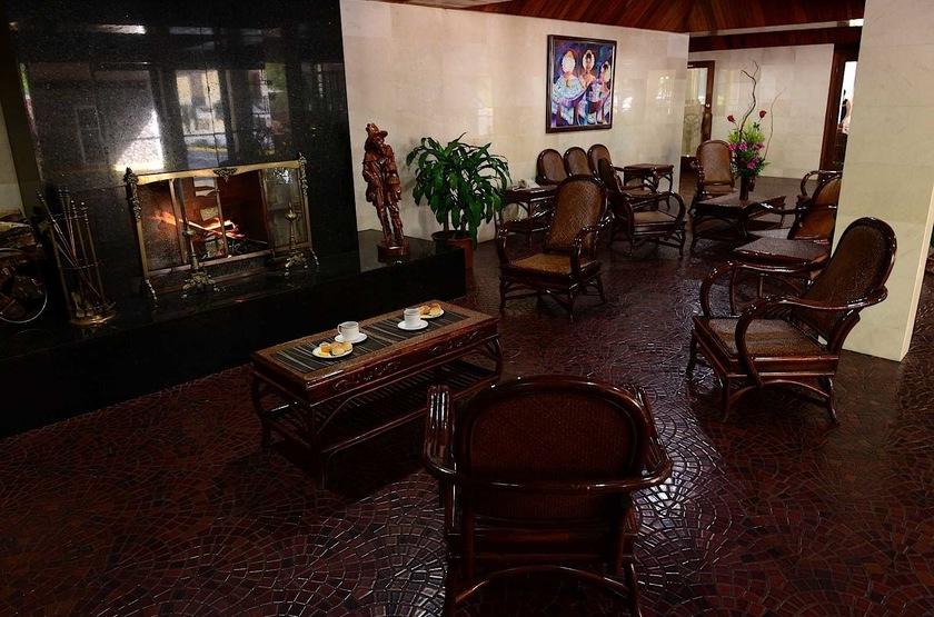 Hotel Bambito Chiriqui, Cerro Punta, Panama, salon