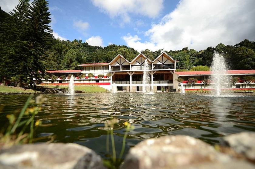 Hotel Bambito Chiriqui, Cerro Punta, Panama, extérieur