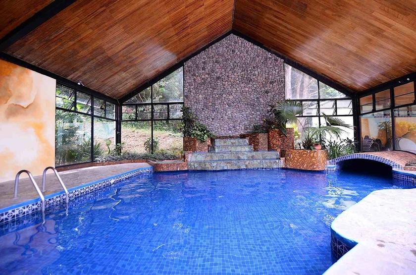 Hotel Bambito Chiriqui, Cerro Punta, Panama, piscine