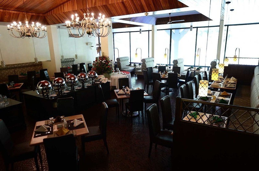 Hotel Bambito Chiriqui, Cerro Punta, Panama, bar