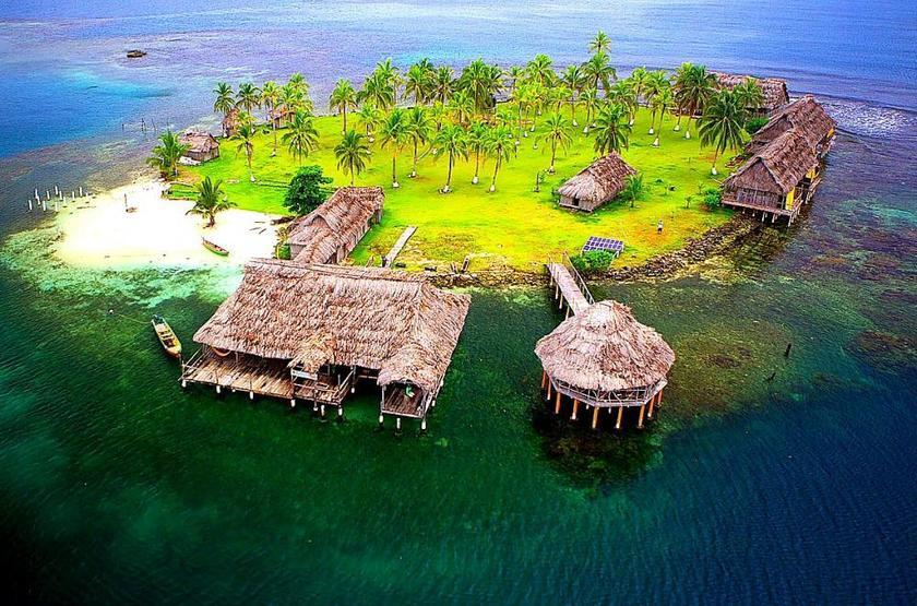 Sapibenega, The Kuna Lodge, San Blas, Panama, exrérieur