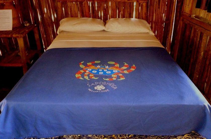Sapibenega, The Kuna Lodge, San Blas, Panama, chambre