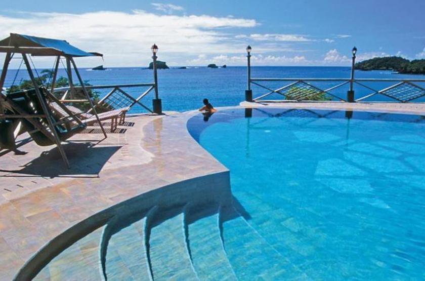 Hacienda del Mar, San José, Panama, piscine