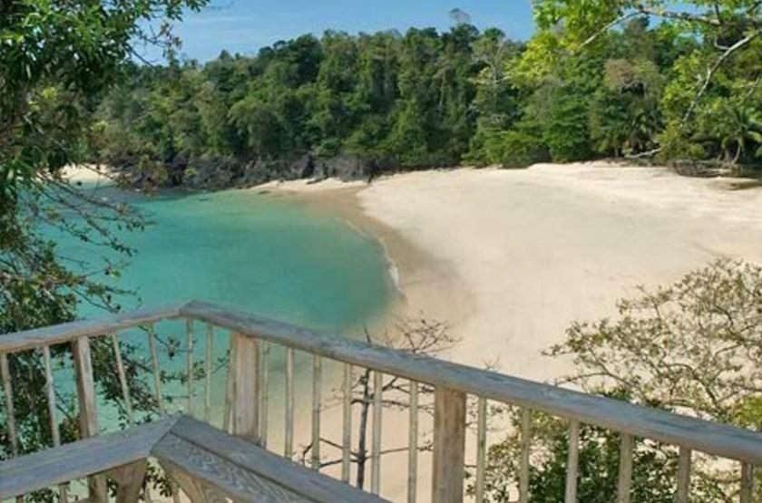 Hacienda del Mar, San José, Panama, plage
