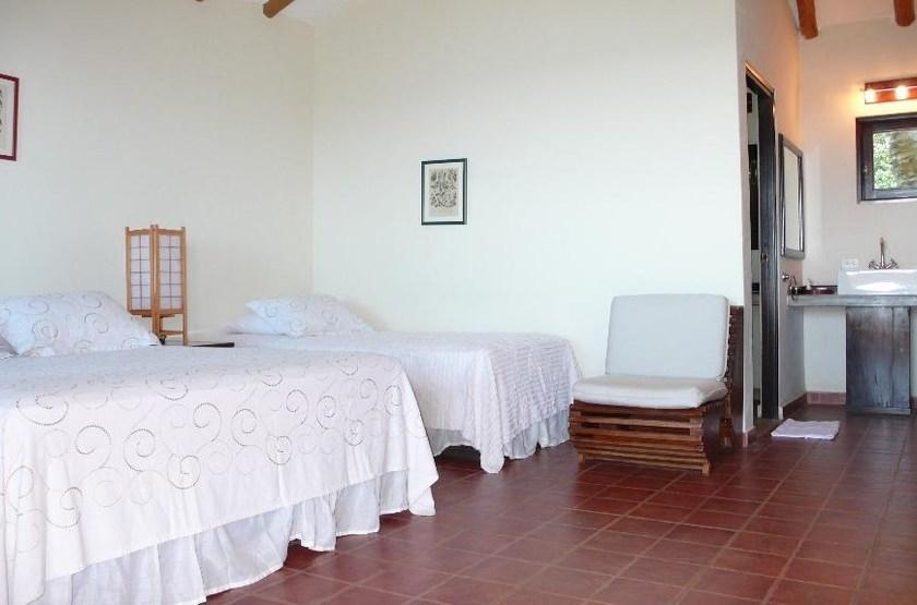 Hotel Punta Franca, Puerto Escondido, Panama, chambre