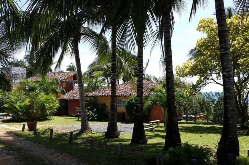 Hotel Punta Franca, Puerto Escondido, Panama, jardins