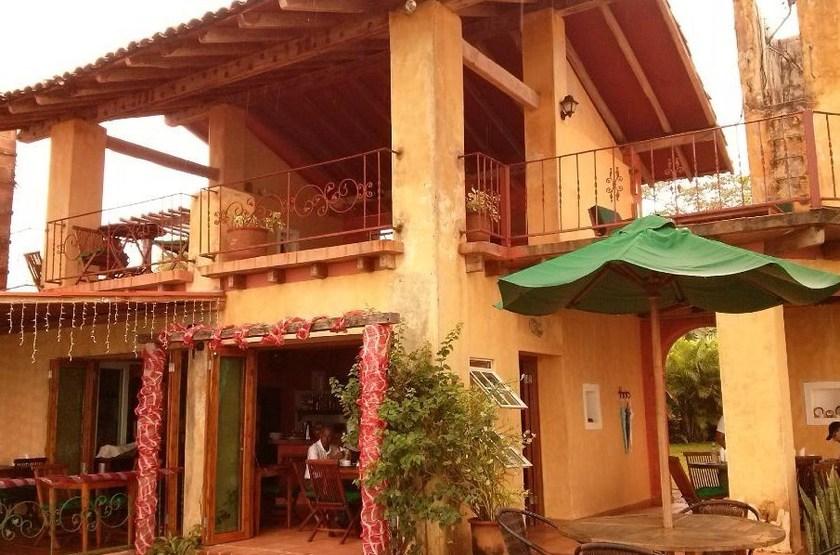 Hotel Punta Franca, Puerto Escondido, Panama, extérieur