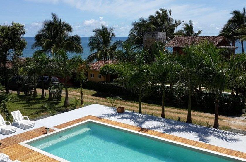 Hotel Punta Franca, Puerto Escondido, Panama, piscine