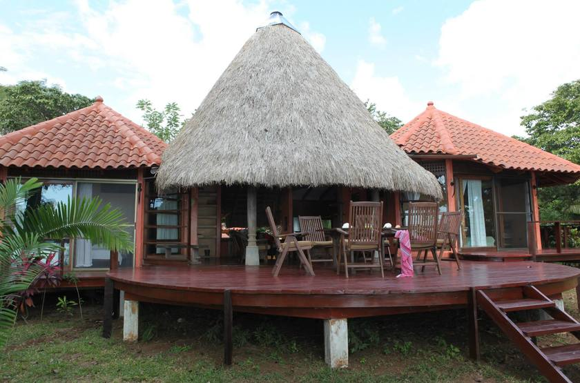 Cala Mia Island Resort, golfe de Chiriquí, Panama, suite