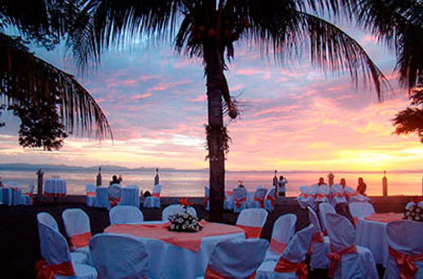 Charco verde ometepe nicaragua event mariage slideshow