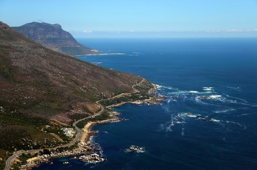 The Twelve Apostles, Cape Town, Afrique du Sud,