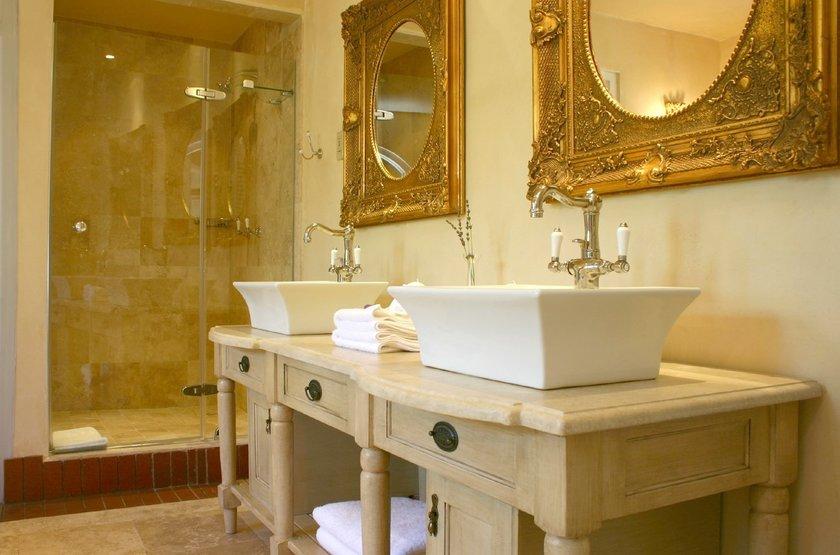 Franschhoek Country House, Afrique du Sud, salle de bains