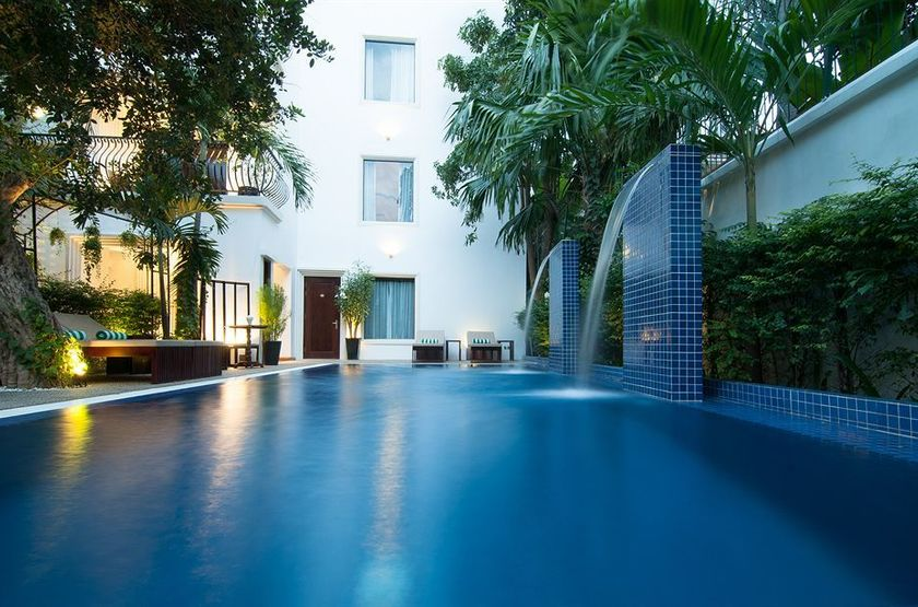 La Rose Suites - Phnom Penh, Cambodge, piscine