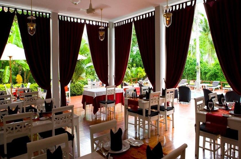 Maison Souvannaphoum, Luang Prabang, Laos, restaurant