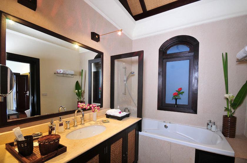 Ansara Hotel, Vientiane, Laos, salle de bains