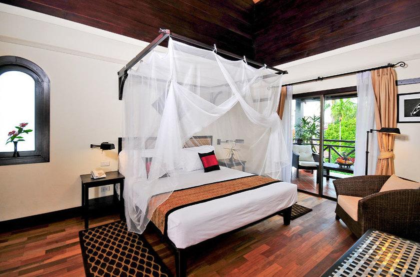 Ansara Hotel, Vientiane, Laos, chambre