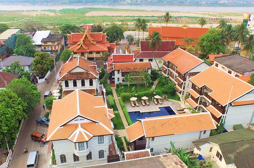 Ansara Hotel, Vientiane, Laos