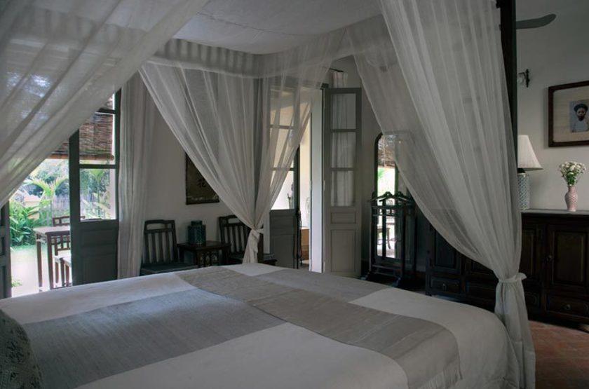 Satri House, Luang Prabang, Laos, chambre