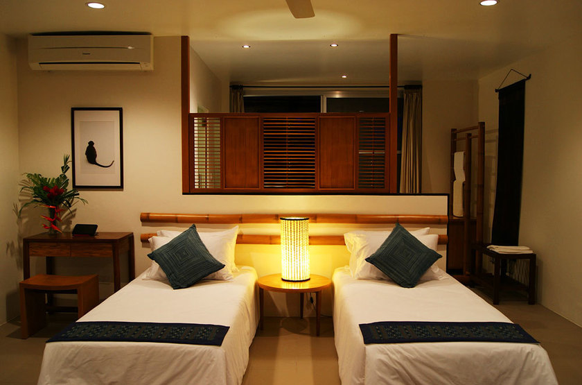 The River Resort, Champassak, chambre