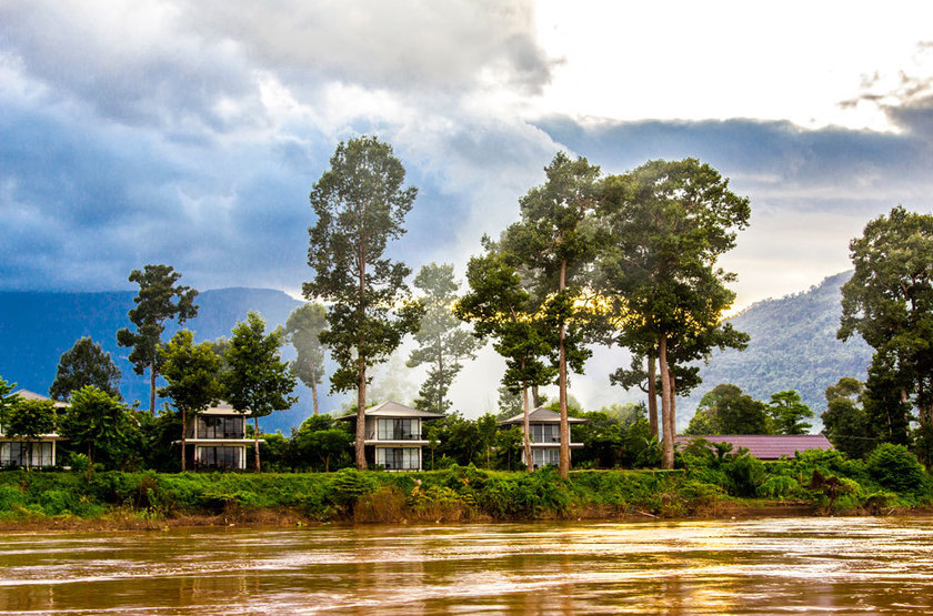 The River Resort, Champassak