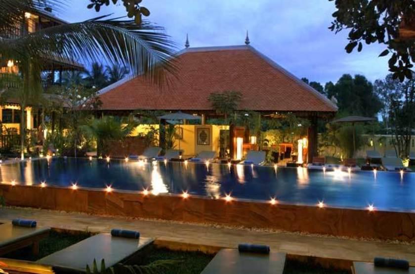 Siddharta Boutique Hotel - Siem Reap, piscine