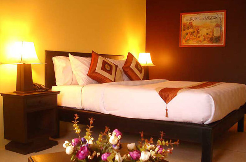 Siddharta Boutique Hotel - Siem Reap, chambre