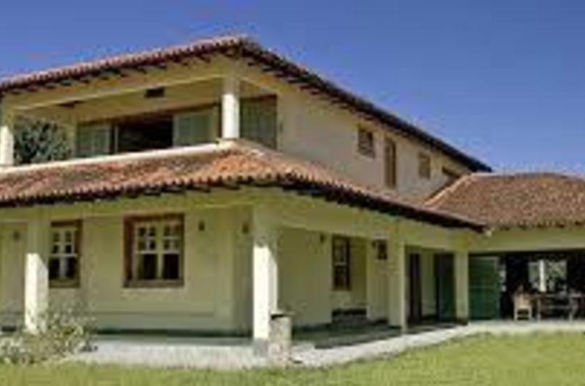 Guapi Assu Bird Lodge, Mata Atlantica, Brésil, extérieur