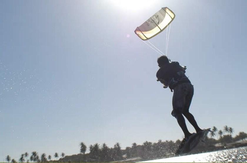 Pousada Rede Beach, Guajiru, Brésil, kitesurf