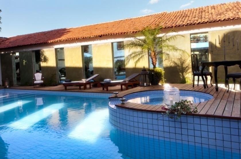 Casa Santo Antonio, Parnaiba, Brésil, piscine