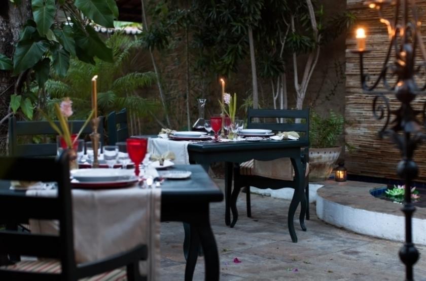 Casa Santo Antonio, Parnaiba, Brésil, restaurant