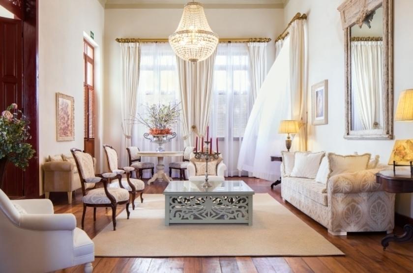 Casa Santo Antonio, Parnaiba, Brésil, salon suite