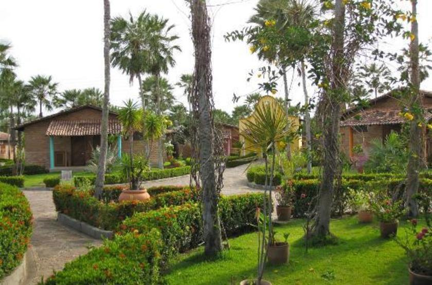 Pousada Porto Preguiças, Barreirinhas, Brésil, jardins