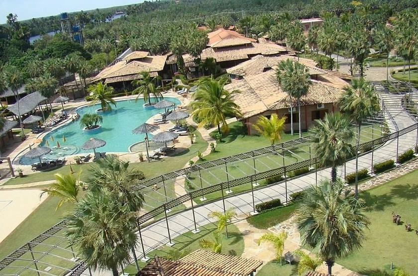 Pousada Porto Preguiças, Barreirinhas, Brésil, piscine