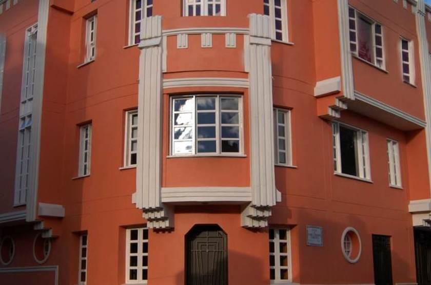Casa Deco, Bogota, Colombie, extérieur