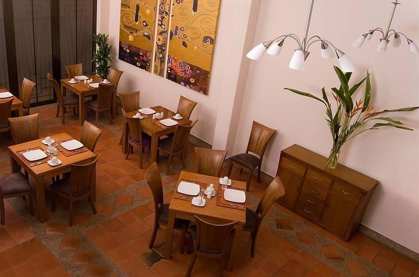 Casa Deco, Bogota, Colombie, restaurant
