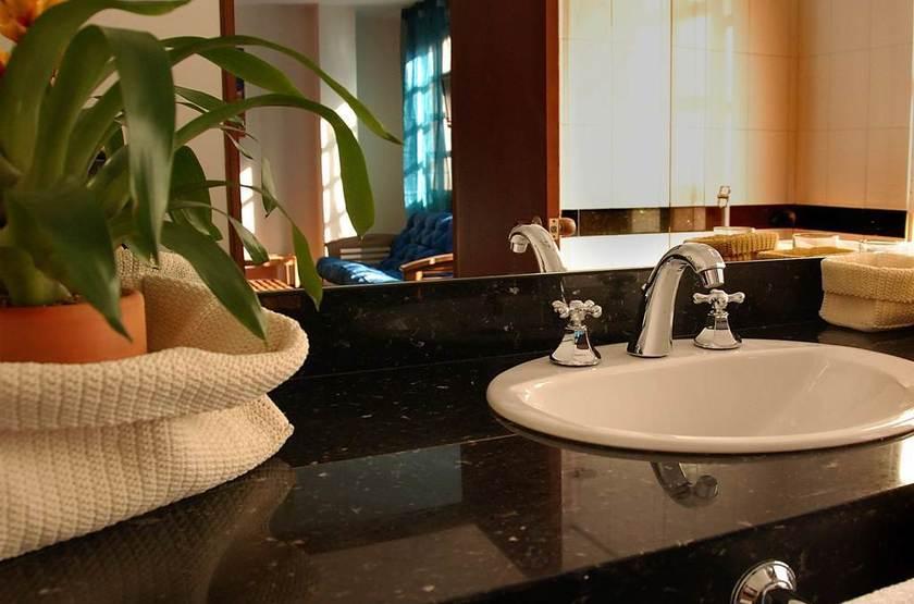 Casa Deco, Bogota, Colombie, salle de bains
