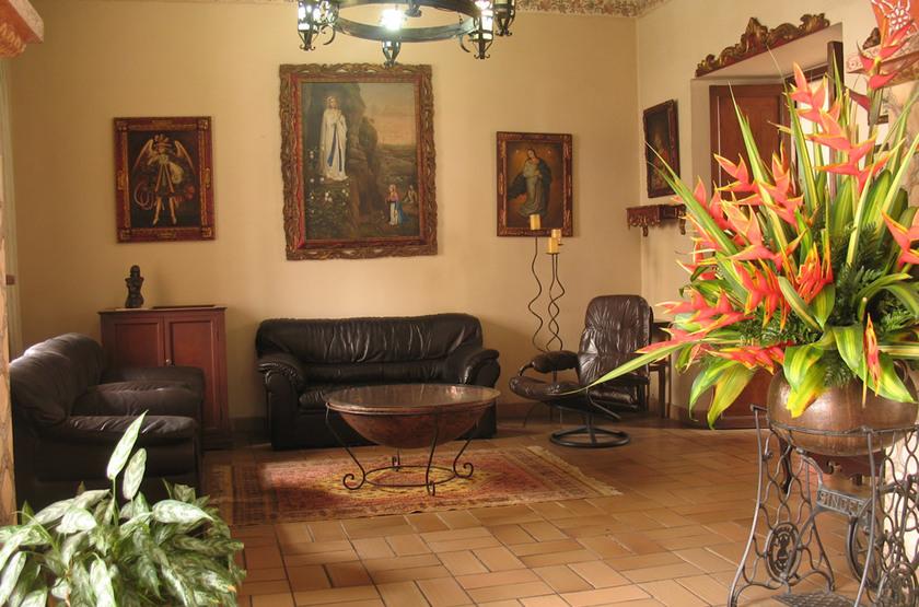 Hotel La Plazuela Popayan, Colombie, salon