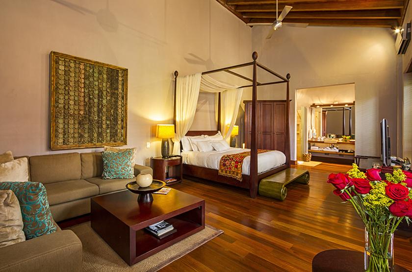 Ananda Boutique Hôtel, Carthagène, Colombie, chambre