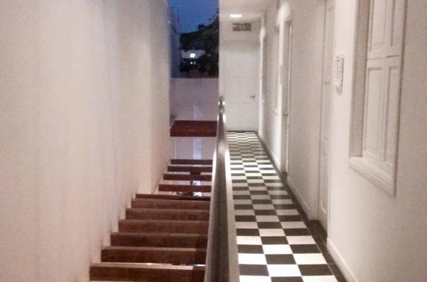 Casa Del Piano, Santa Marta, Colombie, corridor
