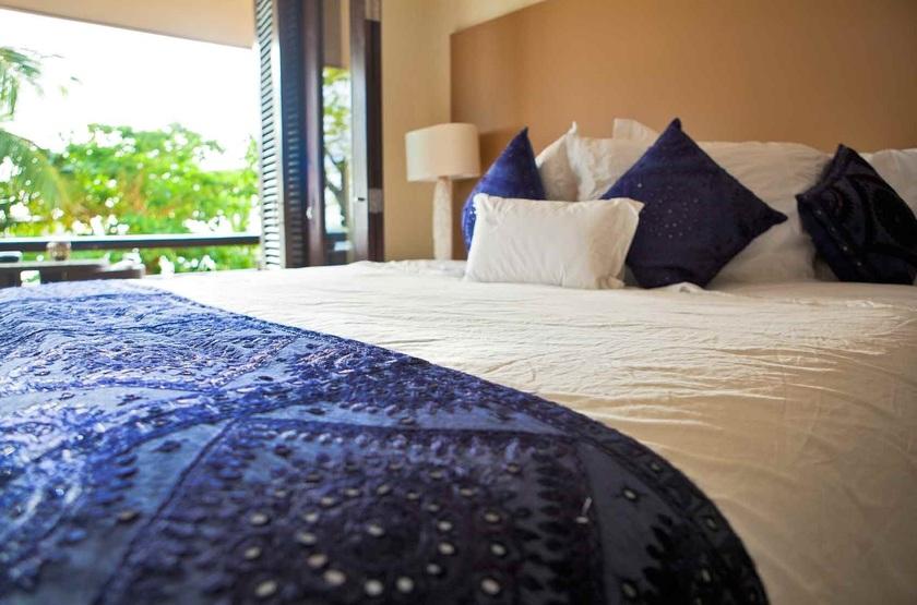 Deep Blue Hôtel, Ile de Providencia, Colombie, chambre